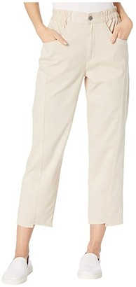 RVCA Out Going (Oatmeal) Women's Casual Pants