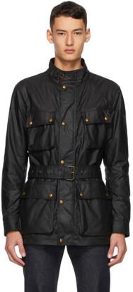 Belstaff Black Trailmaster Jacket