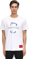 Renowned Shadow Mouth Cotton Jersey T-Shirt
