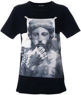 Neil Barrett photo print T-shirt - women - Cotton - XL