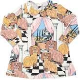 Mini Rodini Dashing Dog Print Organic Cotton T-Shirt