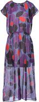 Marzia Genesi Sea 3/4 length dresses