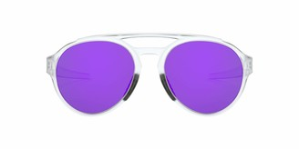 Oakley Men's OO9421F Forager Asian Fit Round Sunglasses