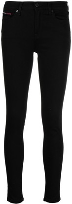 Tommy Hilfiger Mid Rise Skinny Jeans
