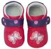 Ju-Ju-Be Ju Ju Be Rcm Polka Owl, Baby Girls' Standing Baby Shoes,12-18 Mo.