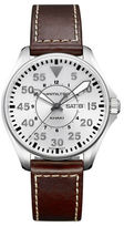 Hamilton Khaki Pilot Stainless Steel Strap Watch