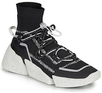 Kenzo K SOCK SLIP ON women's Shoes (Trainers) in Black