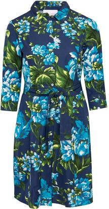Carolina Herrera Button Down Shirt Dress