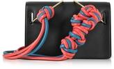 Roksanda Black Leather Dia Shoulder Bag