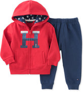 Tommy Hilfiger Baby Boys' 2-Pc. Hoodie & Pants Set