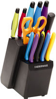 Farberware 16-pc. Colored Knife Set