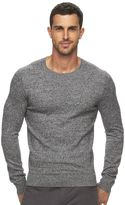 Marc Anthony Men's Slim-Fit Solid Marled Cashmere-Blend Merino Sweater