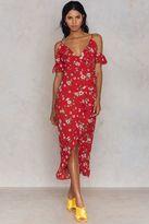 Reverse Dahlia Dress