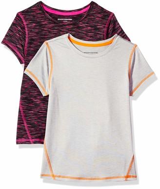 Amazon Essentials 2-pack Short-sleeve Active Tee T-Shirt