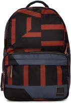 Marni Grey Porter Edition Backpack