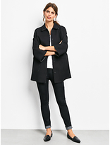 Hush Hemingway Duster Coat, Black