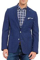 Daniel Cremieux Henry Solid Wool Hopsak Blazer