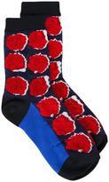 Paul Smith rose pattern socks