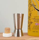 Tipple Box Branded Cocktail Jigger Pouring Measure