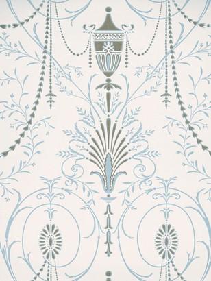 The Little Greene Paint Company Marlborough Wallpaper