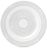 Kate Spade Charlotte Street West Grey Collection Accent Plate