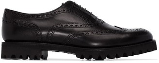 Church's Carla leather brogues