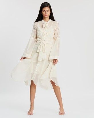 Keepsake Tranquil Midi Dress