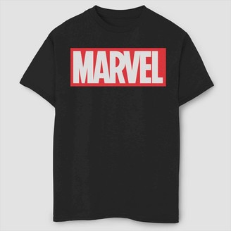 Marvel Boys' Marve Brick Short Seeve Graphic T-Shirt -