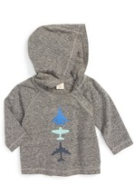 Infant Boy's Tucker + Tate Hooded Graphic T-Shirt