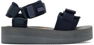Suicoke Navy Cel-BPO Sandals
