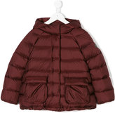 Il Gufo hooded down coat