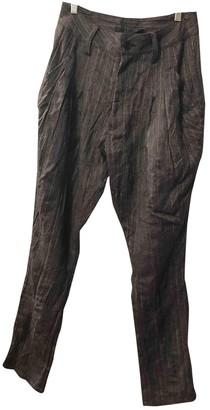 Limi Feu Wool Trousers for Women