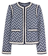 Tory Burch Justine Tweed Jacket