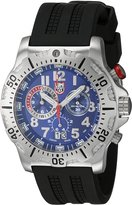 Luminox Men's Dive Chronograph 8153.RP Rubber Swiss Quartz Watch