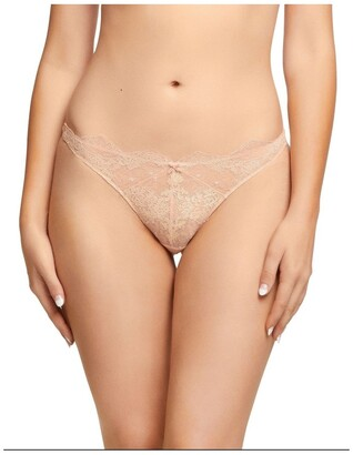 Dita Von Teese Lurex Lace G-String Brief D23015