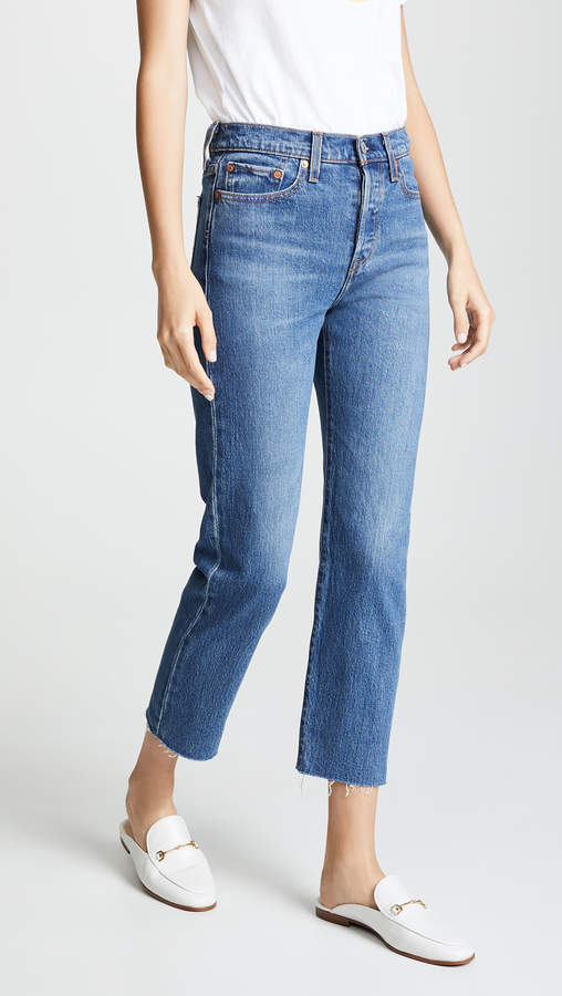 Levi's Wedgie Straight Jeans