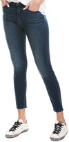7 For All Mankind Seven 7 Gwenevere Medium Dark High-Rise Ankle Cut