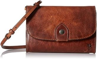 Frye womens Melissa Wallet Crossbody Cross Body Handbag