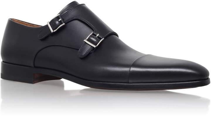 Magnanni Toe Cap Monk Shoe