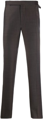 Ermenegildo Zegna Slim-Fit Tailored Trousers