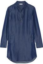 Splendid Chambray Shirt Dress - Mid denim