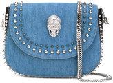 Philipp Plein Colorado City shoulder bag - women - Cotton/Leather/Polyester - One Size