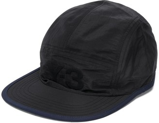 Y-3 Contrast Trim Nylon Hat