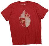 '47 Men's San Francisco 49ers Retro Logo Scrum T-Shirt