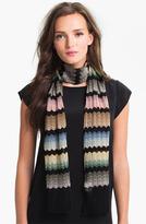 Missoni Zigzag Knit Scarf