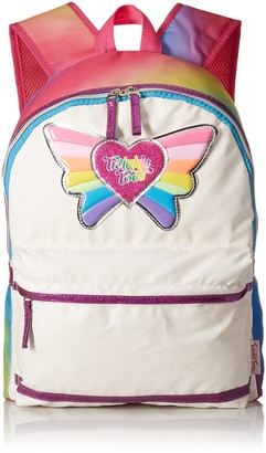 Skechers Kids Little Girl's Twinkle Toes Rainbow Flyer Backpack With Wings Accessory