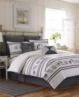 "Croscill CLOSEOUT! Montego Bay 19"" x 13"" Boudoir Decorative Pillow"