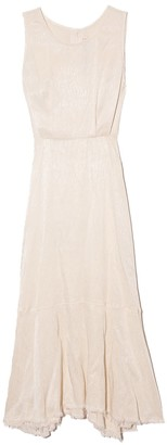 Raquel Allegra Frida Dress in Dirty White