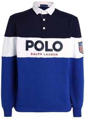 Ralph Lauren Colour-Block Rugby Shirt