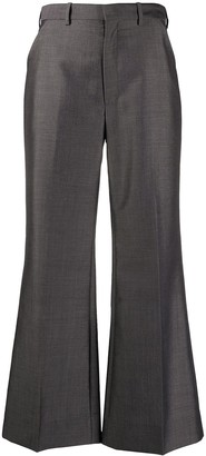 Maison Margiela Tailored Kick-Flare Trousers